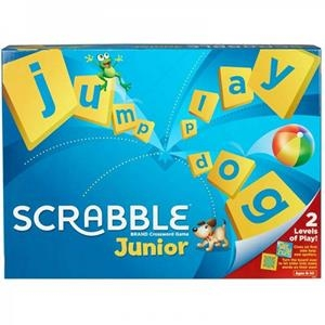 SCRABBLE JUNIOR 2013 | 0746775261313 | MATTEL
