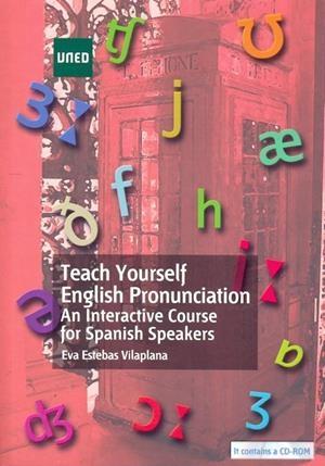 Teach Yourself English Pronunciation Cd 9788436267488 Eva Estebas Vilaplana
