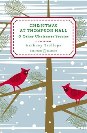CHRISTMAS AT THOMPSON HALL | 9780143122470 | ANTHONY TROLLOPE