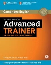 CAE ADVANCED TRAINER PRACTICE TESTS ED.2015+KEY | 9781107470279 | O'DELL, BLACK