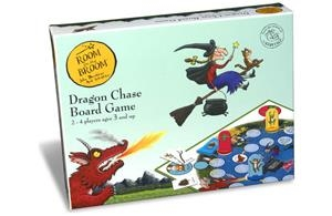 DRAGON CHASE BOARD GAME ROOM ON THE BROOM | 5012822041456 | PAUL LAMOND GAMES