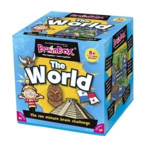 BRAINBOX WORLD | 5025822944016