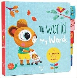 MY WORLD MY WORDS | 9791027601387 | MARIE FORDACQ