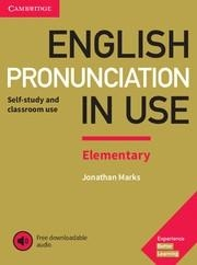 ENGLISH PRONUNCIATION IN USE. ELEMENTARY | 9781108403528 | JONATHAN MARKS