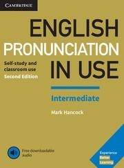 ENGLISH PRONUNCIATION IN USE. INTERMEDIATE | 9781108403696 | MARK HANCOCK