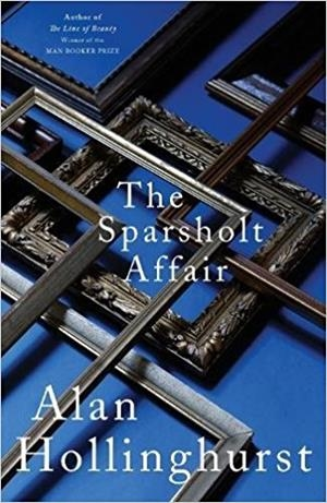 THE SPARSHOLT AFFAIR | 9781509844937 | ALAN HOLLINGHURST