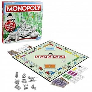 MONOPOLY CLASSIC (2017 REFRESH) | 5010993411528