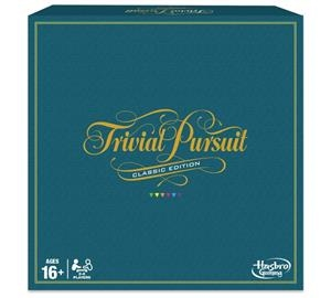 TRIVIAL PURSUIT CLASSIC EDITION | 5010993389605 | HASBRO