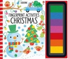 FINGERPRINT ACTIVITIES CHRISTMAS | 9781474927963 | FIONA WATT
