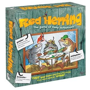 RED HERRING | 5056015000080 | UNIVERSITY GAMES
