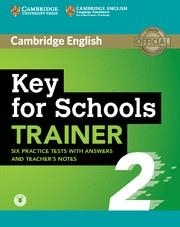 KEY FOR SCHOOLS TRAINER 2 | 9781108401678