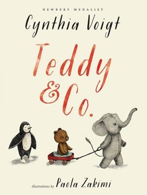 TEDDY AND CO. | 9780553511635 | CYNTHIA VOIGT
