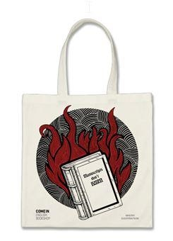 TOTE BAG BURN COME IN | 9999990003318