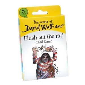 DAVID WALLIAMS. CARD GAME | 5012822068552