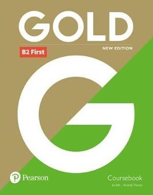 FC GOLD FIRST NEW 2018 EDITION COURSEBOOK | 9781292202273 | JAN BELL/AMANDA THOMAS