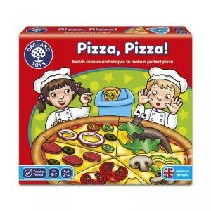 PIZZA PIZZA MATCH COLOUR AND SHAPES | 5011863101945