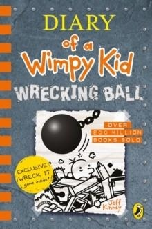 DIARY OF A WIMPY KID 14: WRECKING BALL | 9780241412039 | JEFF KINNEY