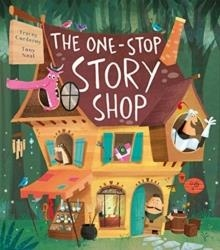 THE ONE-STOP STORY SHOP | 9781788811019 | TRACEY CORDEROY
