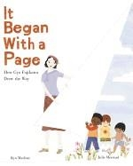 IT BEGAN WITH A PAGE | 9780062447623 | KYO MACLEAR