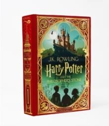 HARRY POTTER AND THE PHILOSOPHER'S STONE: MINALIMA EDITION | 9781526626585 | J K ROWLING
