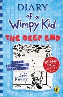 DIARY OF A WIMPY KID 15: THE DEEP END | 9780241424148 | JEFF KINNEY