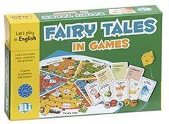 FAIRY TALES IN GAMES | 9788853630124